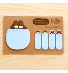 DUANGUANG - Kawaii Animal Sticky Notes Post It Stickers Scrapbooking Diary Stickers Planner