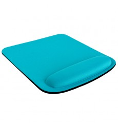 RAZER - Mouse Comfy Wrist Rest For Optical Trackball Pc Mat Mice Pad Thick Blue