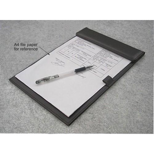 clipboard office paper holder clip. NANA - Office Desk A4 File Paper Clip Folder Drawing Board Tablet Clipboard With Pen Holder Black Brown