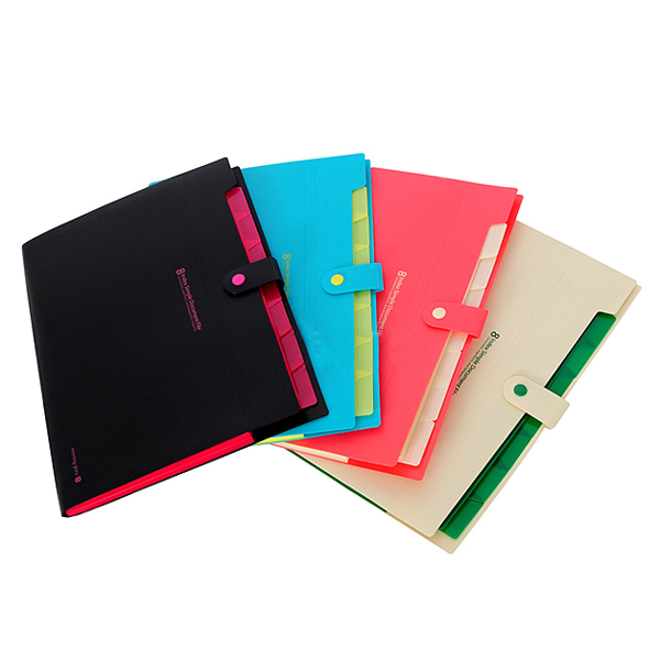 Asda 1 Pcs Waterproof Book A4 Paper File Folder Document